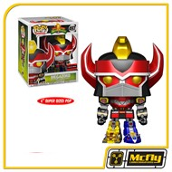Pop Funko Megazord 497 AAA Anime Power Rangers