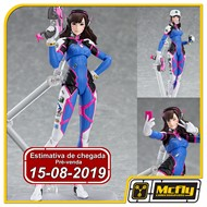 (RESERVA 10% DO VALOR) Figma 408 DVa OVERWATCH D.VA