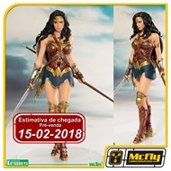 (RESERVA 10% DO VALOR) JUSTICE LEAGUE MOVIE WONDER WOMAN ARTFX+