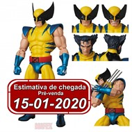 (RESERVA 10% DO VALOR) MAFEX X-Men Wolverine Comic Version