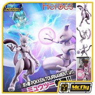 Pokemon Pokken Tournament Mewtwo Variable Action Heroes MEGAHOUSE