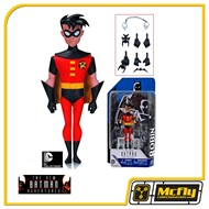 The New Batman Adventures Robin - Batman animated