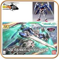 Gundam 00 1/144 HG #54 OO Raiser + GN Sword III GN-OOOO + GNR-010