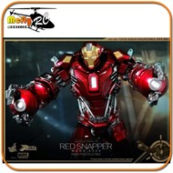Hot Toys Iron Man Mark Xxxv 35 Red Snapper Homem De Ferro