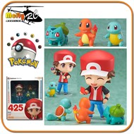 Nendoroid Pokemon Red 425 Bulbasaur Charmander Squirt Goodsmile