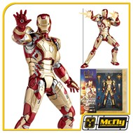 Revoltech Iron Man Mark XLII LR-043