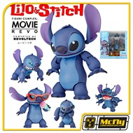 Revoltech Movie Revo 003 - Stitch Experiment 626