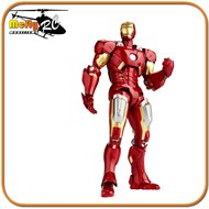 Sci-fi Revoltech Series No.042 Iron Man Mark VII