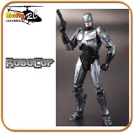 Robocop Play Arts Kai Square Enix Alex J. Murphy Classico