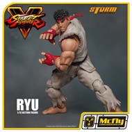 Street Fighter  Ryu Storm collectibles