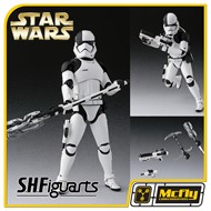S H Figuarts Star Wars Executioner The Last Jedi