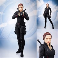 S.H Figuarts Black Widow Avengers End Game