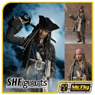 S.H Figuarts Captain Jack Sparrow Disney