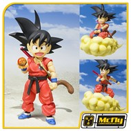 S.H Figuarts Kid Goku Dragon Ball Z