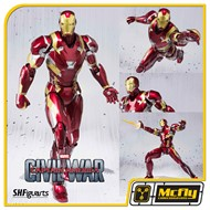 S.H Figuarts Iron Man Mark 46 Captain America Civil War