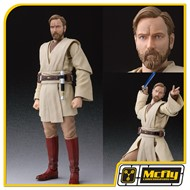 S.H Figuarts Obi Wan Kenobi Star Wars Revenge of the Sith