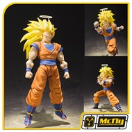 S.H Figuarts Son Goku SSJ3 2.0 Super Saiajin Dragon Ball
