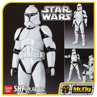 S.H. Figuarts Star Wars Clone Trooper Episode II