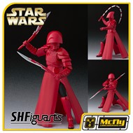 S.H Figuarts Star Wars Elite Guard pretorian DOUBLE BLADE The Last Jedi