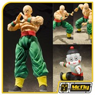 (RESERVA 10% DO VALOR) S.H Figuarts Tien shin Han Dragon Ball Z 10/04