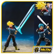 S.H Figuarts Future Trunks do Futuro Dragon Ball Super