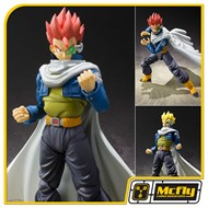 S.H Figuarts TP Patrulha do Tempo Dragon Ball Xenoverse Time Patroller
