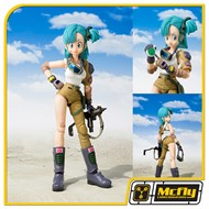 S.H Figuarts Bulma Dragon Ball Z