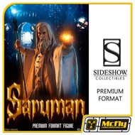 Saruman Premium Format  Figure Sideshow The Lord Of The Rings