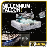 Star Wars Millennium Falcon EA 020 Magnetic Egg Attack