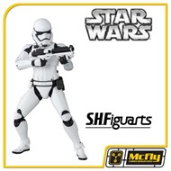 S.H. Figuarts Star Wars Stormtrooper First Order Episode VII