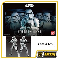 Star Wars Stormtrooper The Empires Elite Soldiers 1/12 Bandai Model Kit