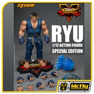 Street fighter V Ryu Blue Special Edition Storm Collectibles