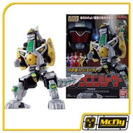 Super Mini Pla Power Rangers Dragonzord Model Kit Bandai Shokugan