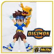 Digimon Taichi Yagami & Agumon Tai e Agumon Digital Monsters 15Th