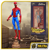 The Amazing Spider Man Marvel PVC Diorama Diamond Select
