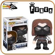 Figura Winter Soldier POP Vinyl 44 Funko Captain America