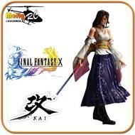 Final Fantasy X Yuna Play Arts Kai Square Enix
