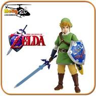 The Legend Of Zelda Skyward Sword Link Figma 153 Original NINTENDO