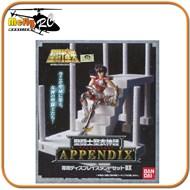 Cavaleiros Do Zodiaco Pedestais Appendix Dx Cloth Myth Base