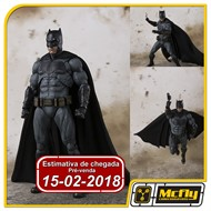 (RESERVA 10% DO VALOR)S H Figuarts Batman Justice League/Liga da Justiça
