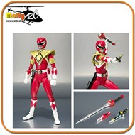 S.H Figuarts Power Rangers Armored Red Ranger( Americano )
