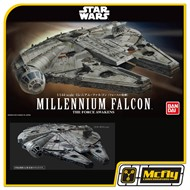 Bandai Star Wars Millennium Falcon 1/144 Model Kit