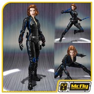 S.H Figuarts Black Widow Viuva Negra Age of Ultron
