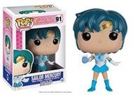 Pop Funko 91 Sailor Mercury - Sailor Moon