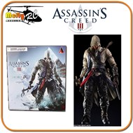 Assassins Creed Iii 3 Connor Kenway Play Arts Kai Square Enix