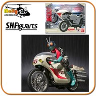 S.h Figuarts Masked Rider Moto Cyclone Kamen Rider