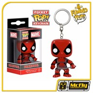 FUNKO POP Keychain: Chaveiro - Deadpool