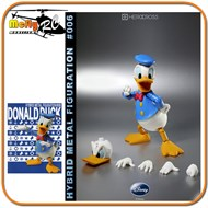 Pato Donald Duck Hybrid Metal Figuration 006 Disney