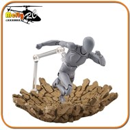Display Effect Impact Beige Bandai Figuarts Dragon Ball Cdz