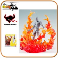 Effect Burning Flame Red Ver. Fire Bandai